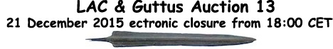 Banner Guttus Auction 13