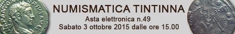 Banner Tintinna - Asta Elettronica 49