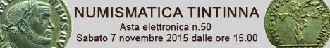 Banner Tintinna - Asta Elettronica 50
