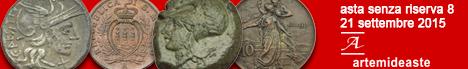 Banner Artemide  - Asta numismatica senza riserva #8