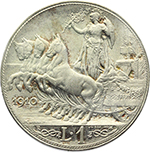 Reverse image of coin 40