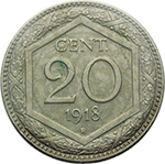 Reverse image of coin 84