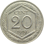 Reverse image of coin 88