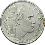 Reverse image of coin 91