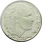 Reverse image of coin 99