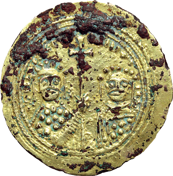 Reverse image of coin 268