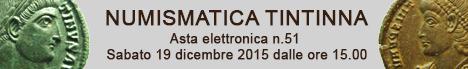 Banner Tintinna - Asta Elettronica 51