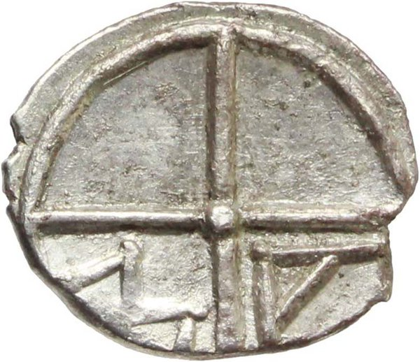 Reverse image of coin 3