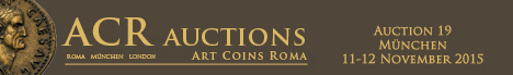 Banner ACR Numismatic Auction 19