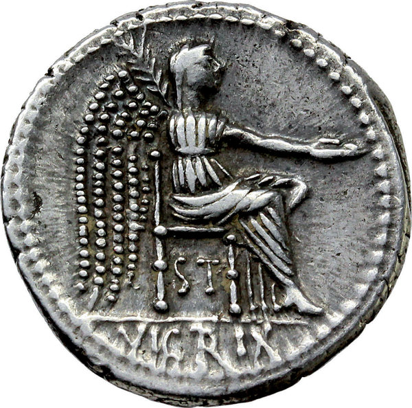 Reverse image of coin 118