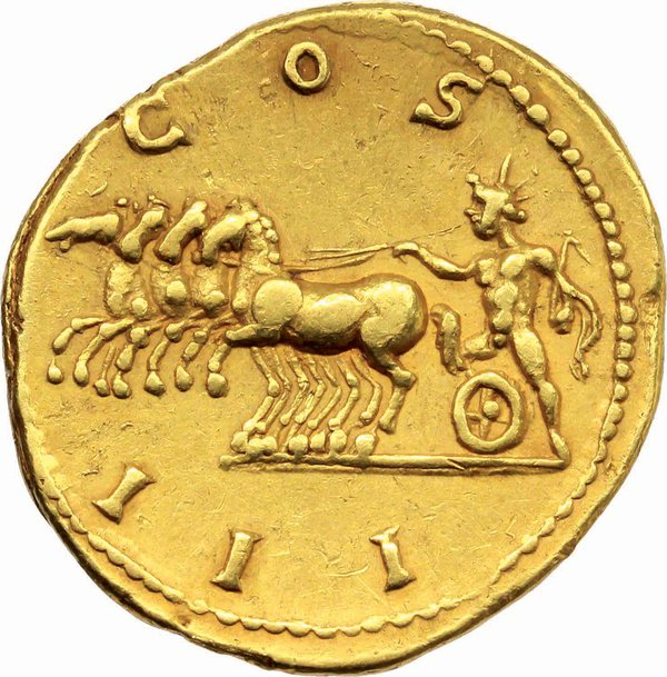 Reverse image of coin 219