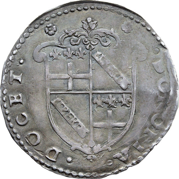 Reverse image of coin 350