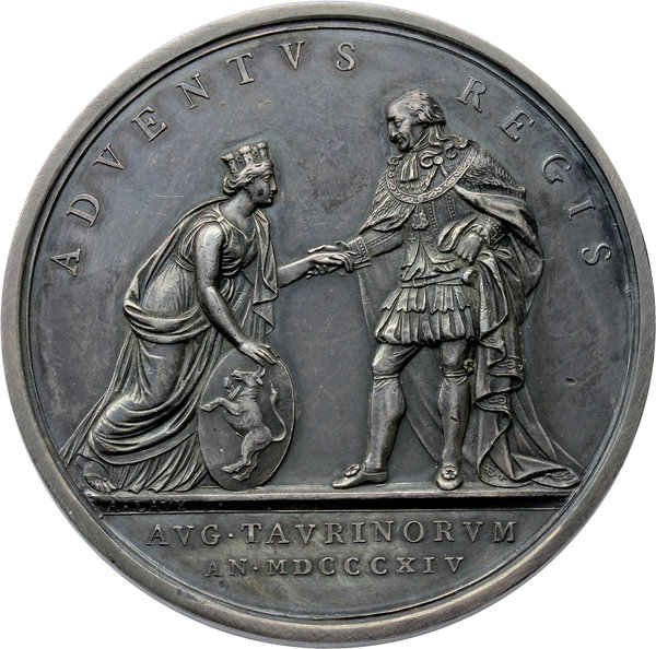 Reverse image of coin 592