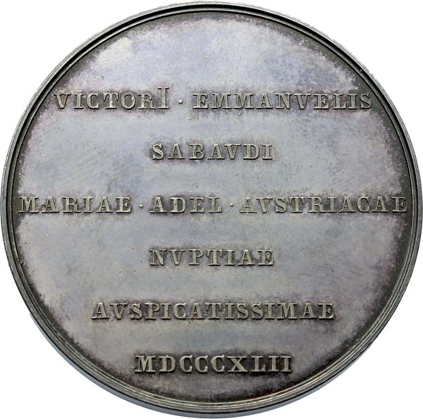 Reverse image of coin 598