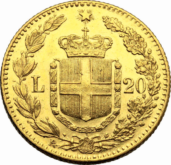 Reverse image of coin 603