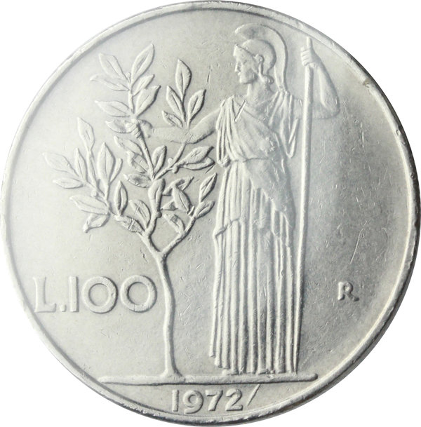 Reverse image of coin 644