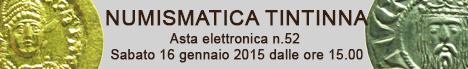 Banner Tintinna - Asta Elettronica 52