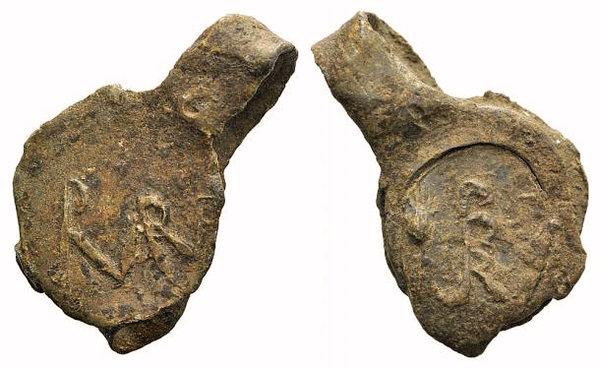 obverse: Sicily (?), PB Seal