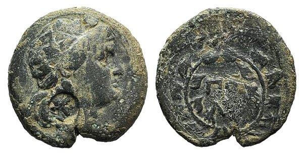 obverse: Moesia, Kallatis, 3rd-2nd centuries BC. Æ