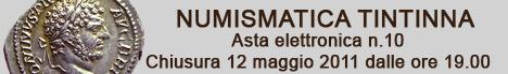 Banner Tintinna - Asta Elettronica 10
