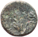Reverse image of coin 6012