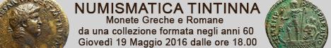 Banner Tintinna - Collezione Monete Greche e Romane