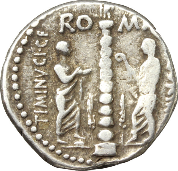 Reverse image of coin 119