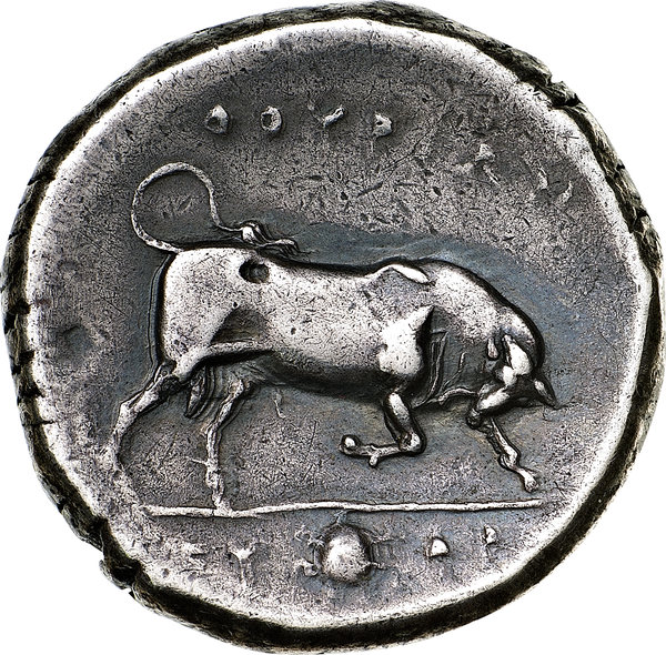 Reverse image of coin 33