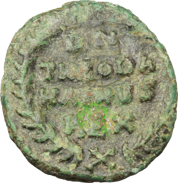 Reverse image of coin 436