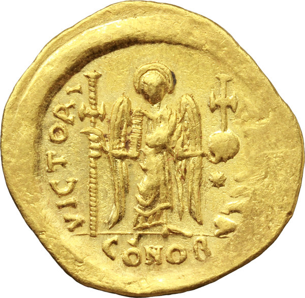Reverse image of coin 450