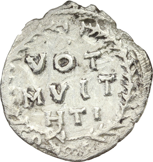 Reverse image of coin 453