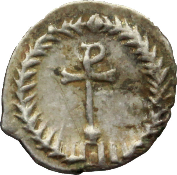 Reverse image of coin 460