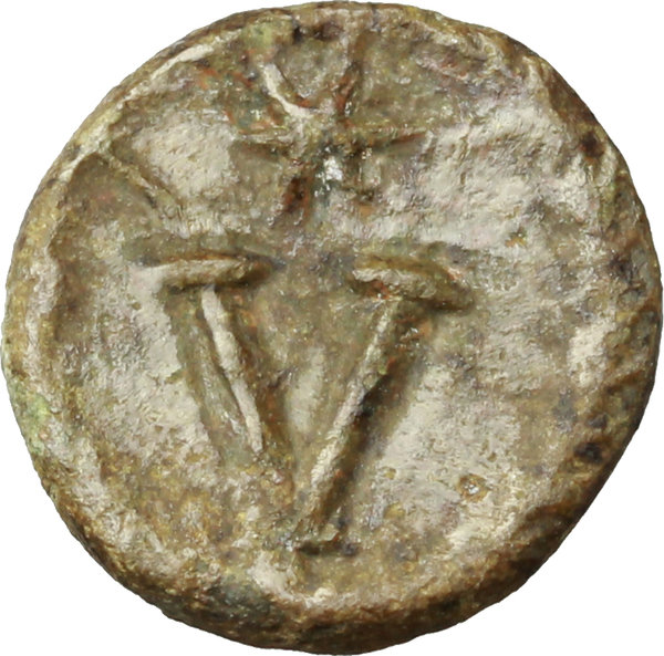 Reverse image of coin 462