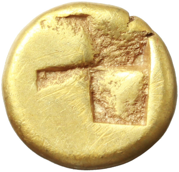Reverse image of coin 76