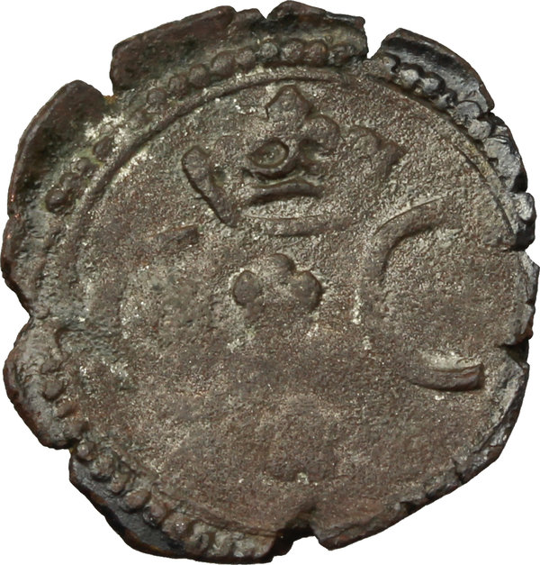 Reverse image of coin 790