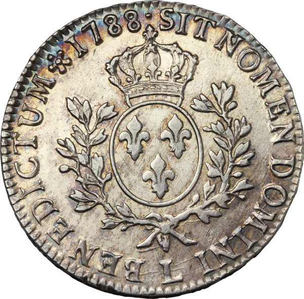 Reverse image of coin 829