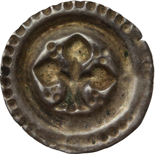 Reverse image of coin 832