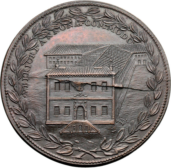 Reverse image of coin 925