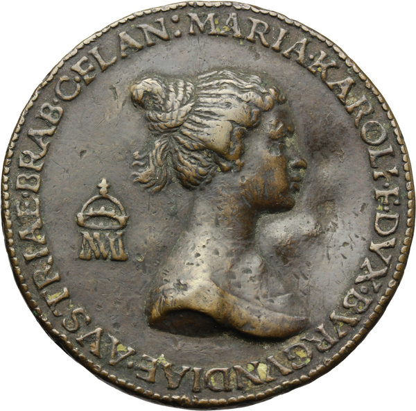 Reverse image of coin 954