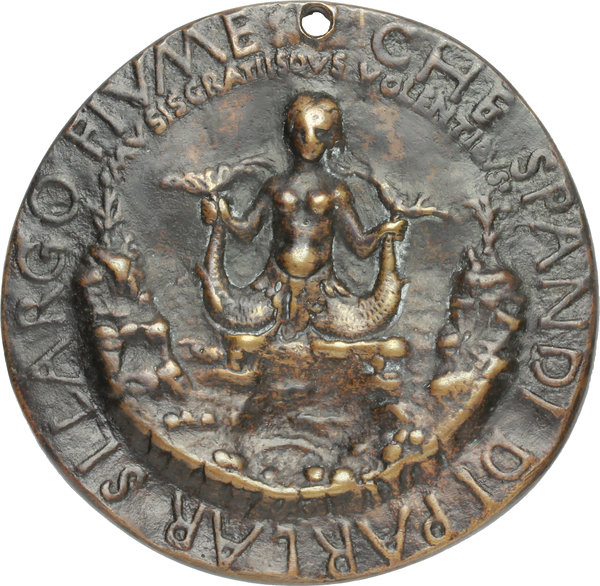 Reverse image of coin 960