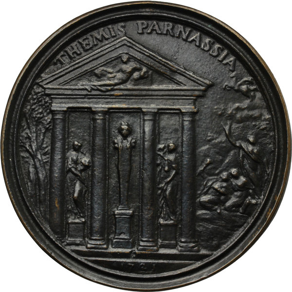 Reverse image of coin 965
