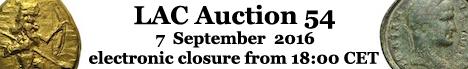 Banner LAC Auction 54