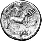 Reverse image of coin 7148
