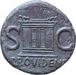 Reverse image of coin 7282