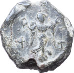 Reverse image of coin 7448
