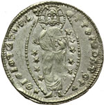 Reverse image of coin 7452