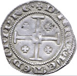 Reverse image of coin 7453