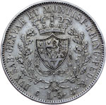 Reverse image of coin 7636