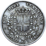 Reverse image of coin 7639