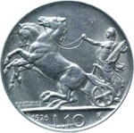Reverse image of coin 7650